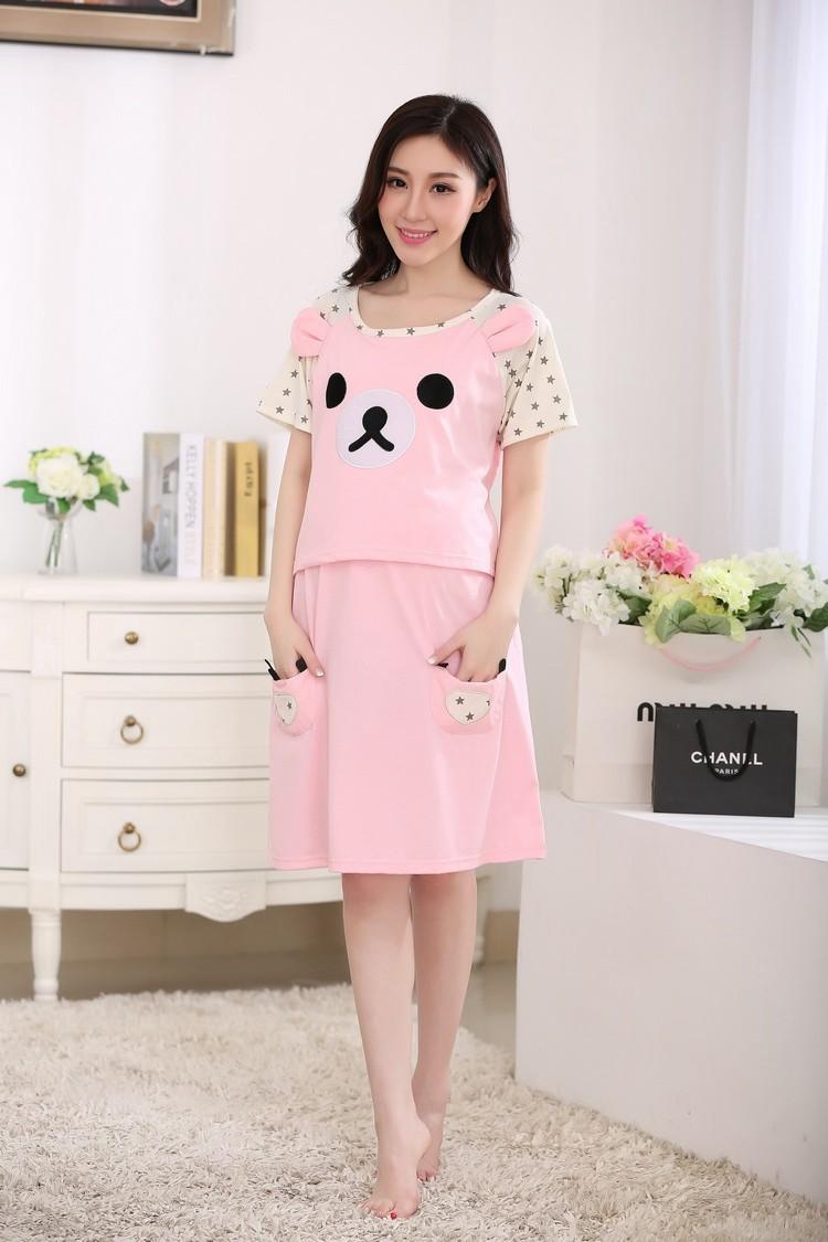 5bfcbd49df179 Pregnancy Nursing Dress Clothes Breastfeeding For Pregnant Women ...