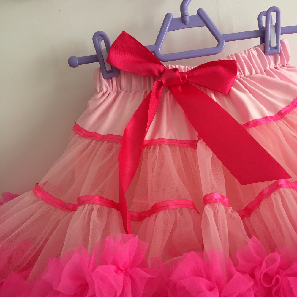 48bfbca4fb girls dance soft wear petti tutu skirts girls party clothing wholesale price  girls boutique pink tutu skirts-in Skirts from Mother & Kids on  Aliexpress.com ...