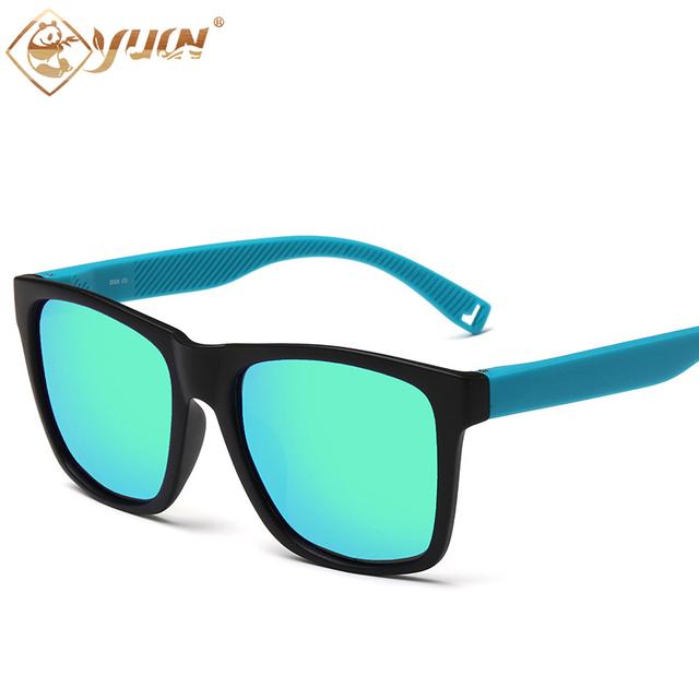 Alta qualidade óculos polarizados quadro TR esporte óculos de condução óculos de sol das mulheres designer de marca oculos de sol masculino