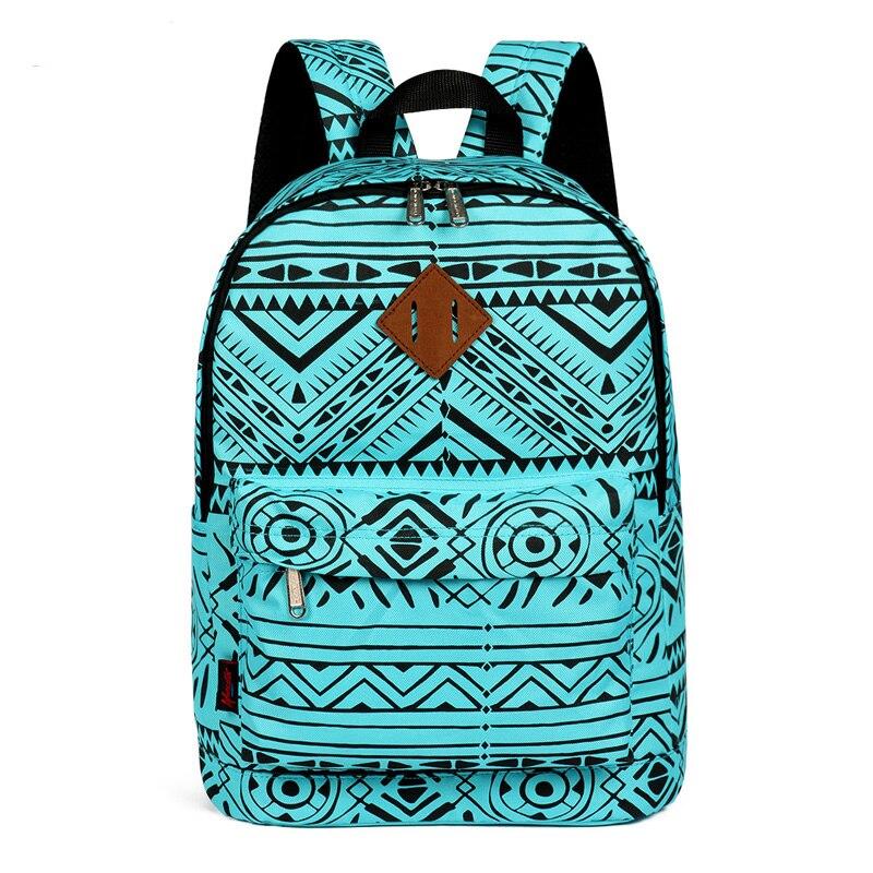 Junior школьная сумка для подростков для девочек/мальчиков нейлон женские стильные сумки книгу Многофункциональный классические винтажные п…