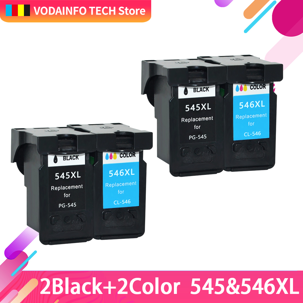 2sets Compatible Ink Cartridge For Canon PG-545 XL PG-545XL PG 545 PG545 Pixma iP2850 MG2450 MG2455 MG2550 MG29502sets Compatible Ink Cartridge For Canon PG-545 XL PG-545XL PG 545 PG545 Pixma iP2850 MG2450 MG2455 MG2550 MG2950
