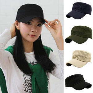 937837478fa FancyQube Full Flat Army Male Fitted Women Baseball Cap