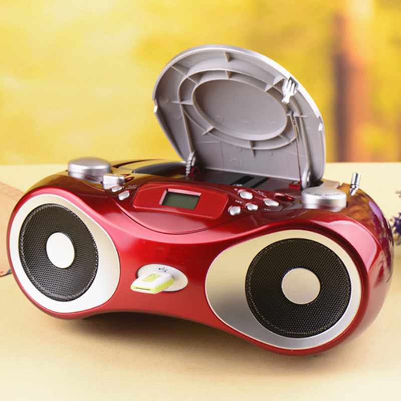 Electronics Genuine USB portable CD player Portable cd prenatal Machine Radio Player MP3, CDR  CDRW format free shipping футболка prenatal футболка
