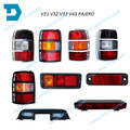 PAJERO V31 V32 V33 MONTERO V43 HEADLIGHT TAIL LAMP CORNER LAMP SIDE LAMP FOG LAMP SIDEMIRROR GRILLE INSTRAMENT FAN ASSY