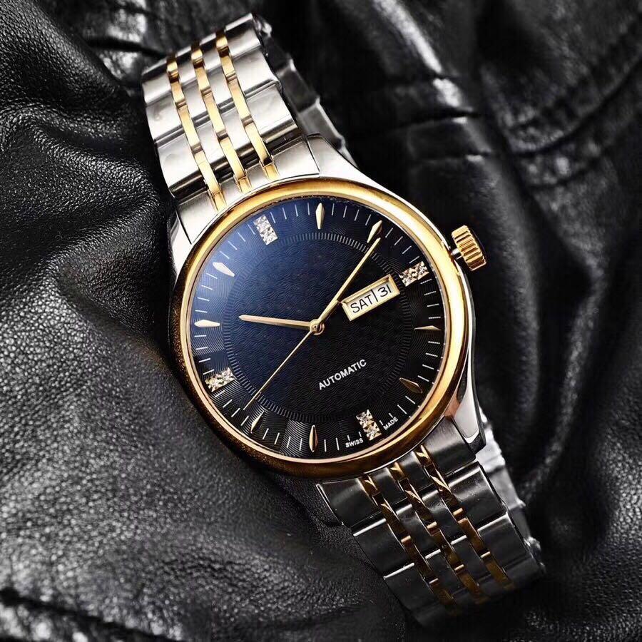 лучшая цена WC0835 Mens Watches Top Brand Runway Luxury European Design Automatic Mechanical Watch