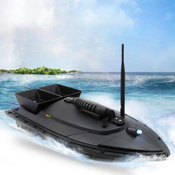 Flytec HQ2011-5 outil de pêche 50 cm RC appât bateau jouet double moteur détecteur de poisson bateau de pêche télécommande bateau de pêche bateau hors-bord