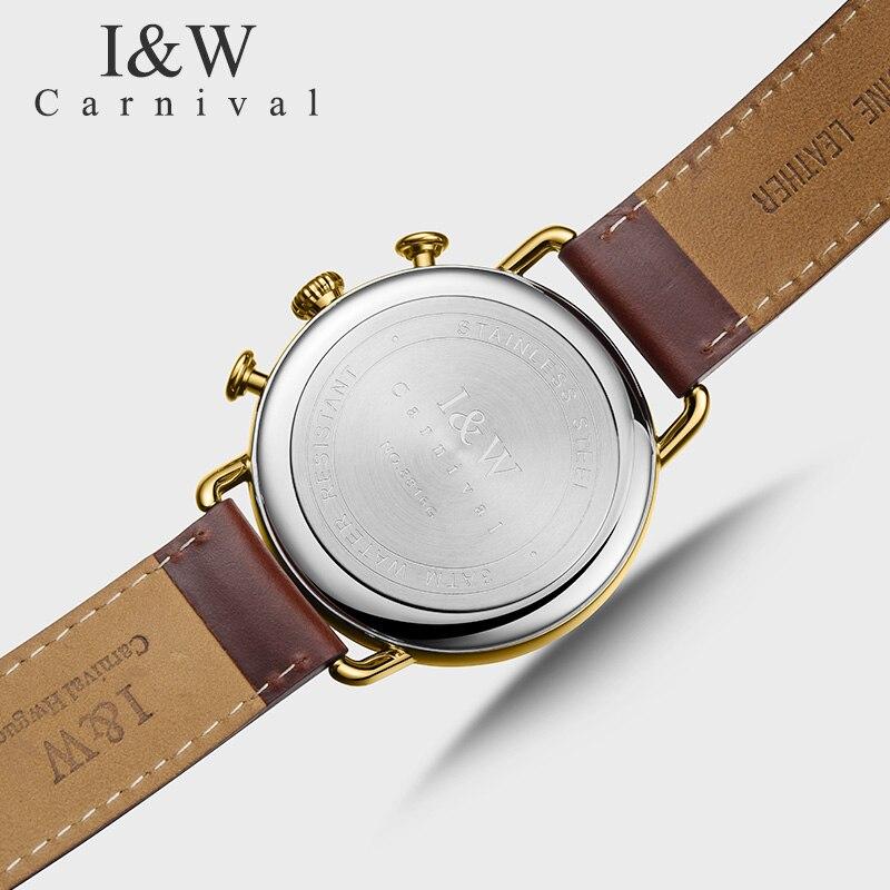 Карнавальные модные черные мужские часы, высокое качество, ультра тонкие кварцевые часы для мужчин, уникальный черный циферблат, кварцевые ... - 4
