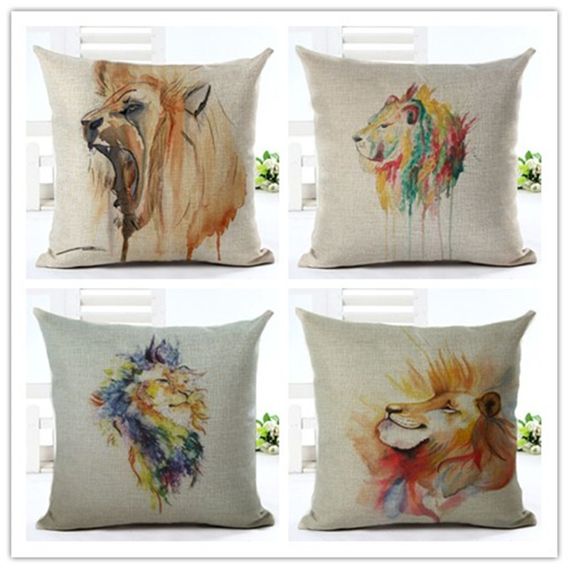 Cool sofa pillows luxury lab linens rebus throw pillows for Cool couch pillows