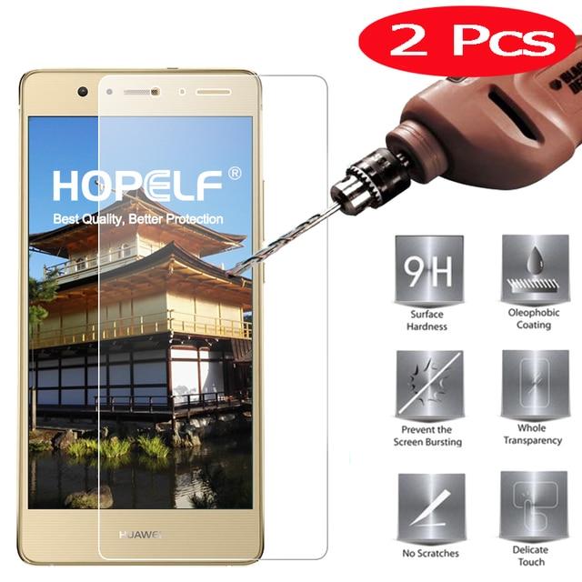 Закаленное стекло для Huawei P9 Lite 2017, 2 шт., защитная пленка для телефона, Защитное стекло для Huawei P9 Lite 2017