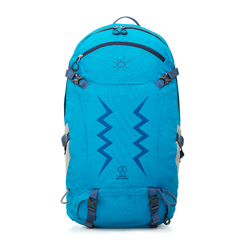 38L Outdoor Camping Backpack Waterproof Travel Hiking Bag For Tourism Female male Trekking Mountaineering Backpacks Rain cover in Climbing Bags from Sports Entertainment