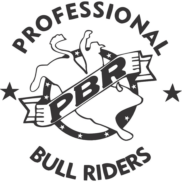 Pbr professional bull riders rodeo cowboy car truck window vinyl decal sticker