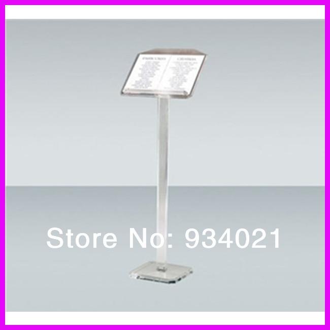 Acrylic Podium Stand Plexiglass