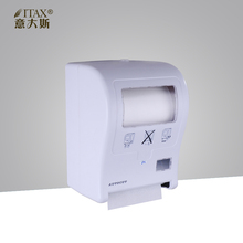 X-3350W Автоматической резки бумаги, диспенсер настенный АБС-пластик бумаги держатель бесконтактный датчик бумаги, машина туалетной бумаги