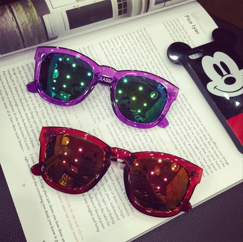 Sunglass Sunglasses Glasses New Gradient QRE-01-QRE-04