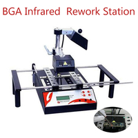 RE 7500 BGA Infrared Rework Station Repair System Technology Repairing Machine With English Manual
