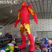 Custom made Comic Con International the Avengers giant inflatable iron man for advertising / promotion event