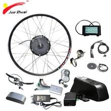 48V 500W Electric Bike Conversion Kit with 48V Lithium Battery Mountain Bike MTB Ebike Kit E-bike 20