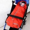 Cochecito de bebé envuelve el saco de dormir sleepsacks saco de invierno accesorios de asiento del cochecito cochecitos de alta calidad Fleece Cosytoe
