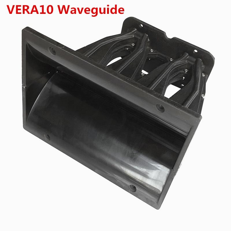 Finlemho Line Array Speaker Tweeter Treble Horn Waveguide VERA10 2x1 Inch For Mixer Audio Professional Subwoofer