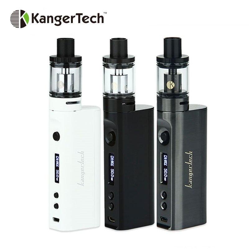 Kangertech Subox Mini C Vaping Kit KBOX Mini C 50W Box Mod Protank 5 Atomizer e