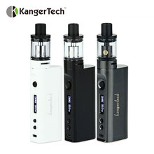 Kangertech Subox Mini-C Vaping Kit KBOX Mini-C 50W Box Mod & Protank 5 Atomizer e electronic cigarette NO Battery from Kanger