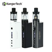 Kangertech subox мини-C Вдыхание пара комплект KBOX мини-c 50 Вт поле mod и protank распылитель 5 E электронная сигарета без Батарея от kanger