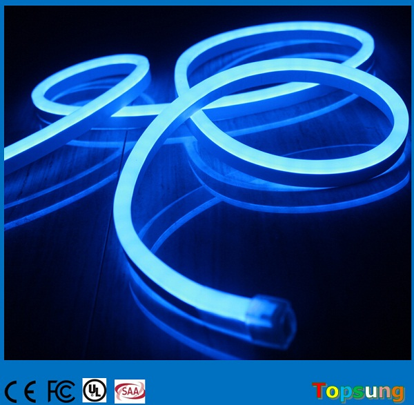 164feet (50meter) Spool 12V 11*18mm LED Neon Tube Flex Light Waterproof Outdoor Mini Flexible Neon Lighting Red White Green Blue
