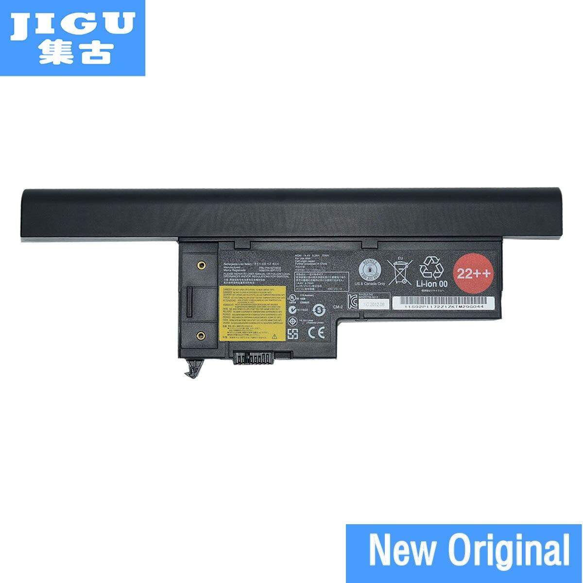 Jigu 40Y7001 40Y7003 42T4630 42T4776 оригинальный ноутбук Батарея для <font><b>Lenovo</b></font> ThinkPad X60 <font><b>X61</b></font> X60S X61S 14.4 В 75WH