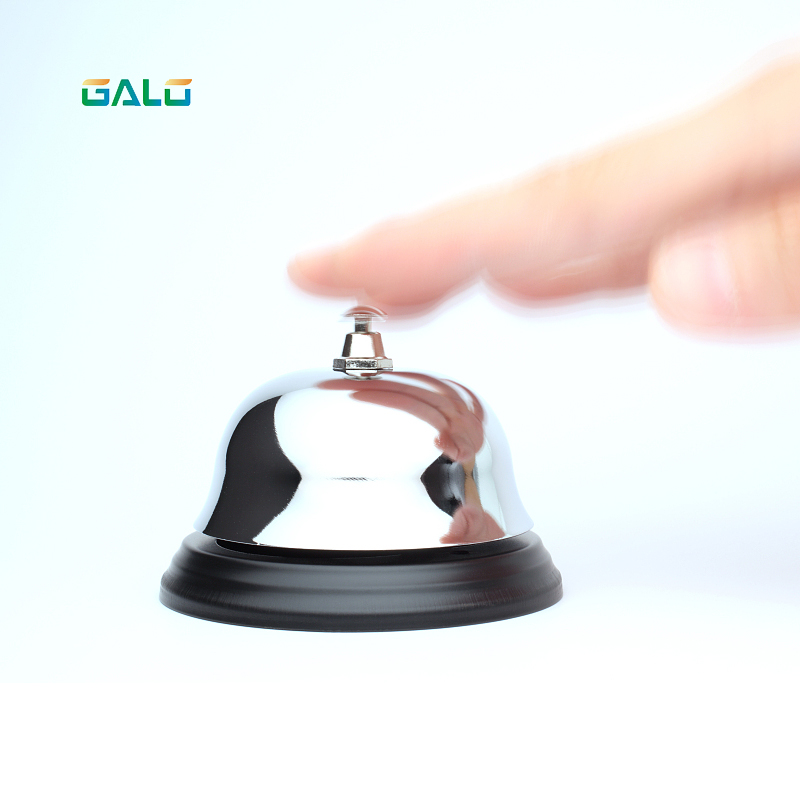 все цены на Fantastic Chrome Finish Classic Service Concierge Hotel Brushed Nickel Call Bell restaurant Call attendants Hotel reception