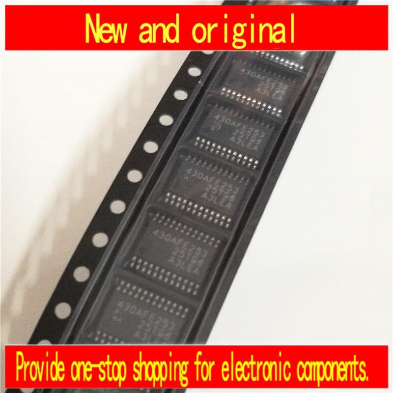 original 50PCS LOT MSP430AFE253IPWR TSSOP24 MSP430AFE253 IC New