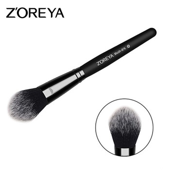 ZOREYA Powder Blush Brush Professional Makeup Brush Wooden Handle Cosmetics Make Up Brushes Tools for Beauty Top Quality