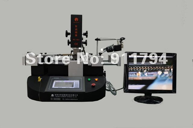 WDS-4860 BGA Rework Station/repair machine 100% Original From Wisdomshow