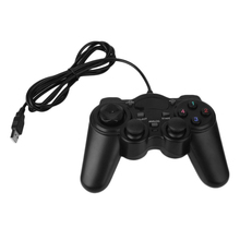 Cewaal Wired Joypad Game Controller PC Laptop Computer Gamepad for Win7/8/10 XP/Vista Joystick Boy Children Gift