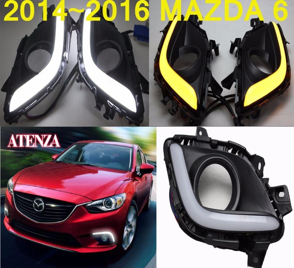 LED,2014~2016 Mazd6 Atenza daytime Light,Atenza fog light,Atenza headlight;Tribute,RX-7,RX-8,Protege,MX-3,Miata,CX4,Atenza lamp рено сценик rx 4 в мурманске