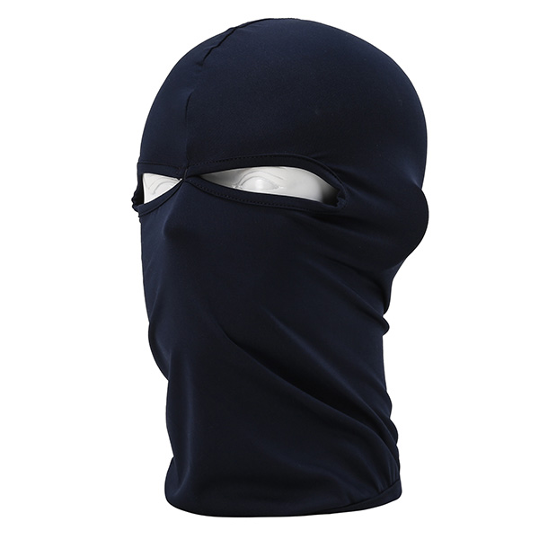New Hair Accessories Solid Sexy Cosplay Motorcycle Cycling Neck Protect Balaclava Full Face Mask Solid Pink Sports Mask