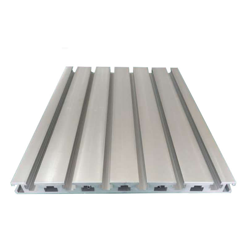 T fente profilés en aluminium CNC machine de gravure accessoires bricolage CNC panneau en alliage