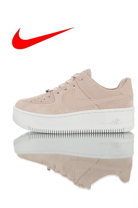 best cheap 278ac 258ef New Arrival Original Nike WMNS Air Force 1 Sage Low Women s Skateboarding  Shoes Outdoor Sneakers Shock Absorption