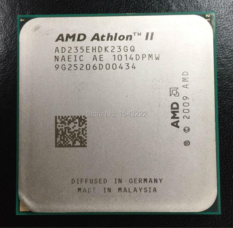 AMD Athlon X2 235e X2 235E  2.7GHz Dual-Core CPU Processor  AD235EHDK23GQ   Socket AM3 938pin