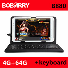 BOBARRY 8 inch Octa Core Android 6.0 4G LTE tablet android Smart Tablet PC ram 4G rom 64G Kid Gift learning computer
