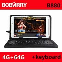 Bobarry 8 дюймов Octa core Android 6.0 4 г LTE Планшеты Android Smart Планшеты pc оперативной памяти 4 г ROM 64 г подарок для детей обучения компьютер