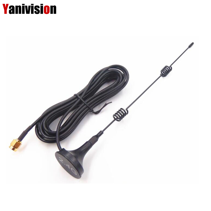2.4G Female Wifi Antenna Extension Cable 3 Meters To Work With Yanivision Wifi Camera