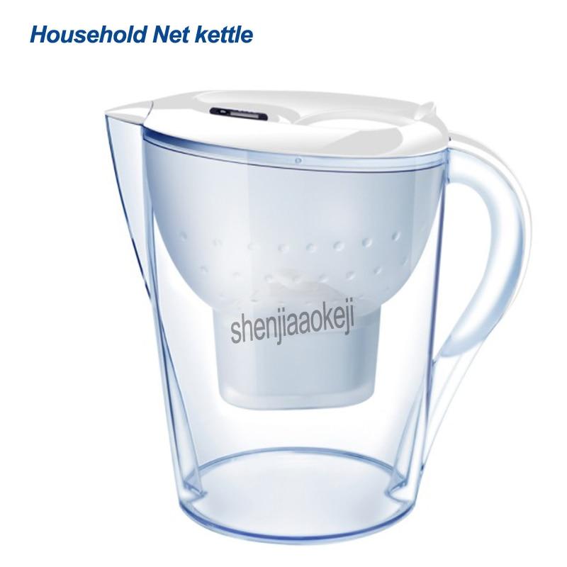 1,5l 1 Pza Hervidor De Agua Para El Hogar Purificador De Agua Cocina Filtro De Carbón Activado Hervidor Larga Vida De Rendimiento