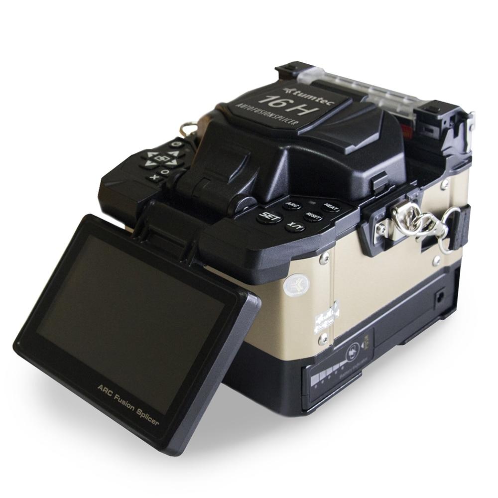 Tumtec fst 16h 6s сварочный аппарат для быстрого сращивания