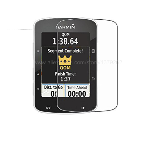 4pcs Precision Film Guard for Garmin Edge 520 Cycling Computer HD Clear Skin Cover for Bicycle