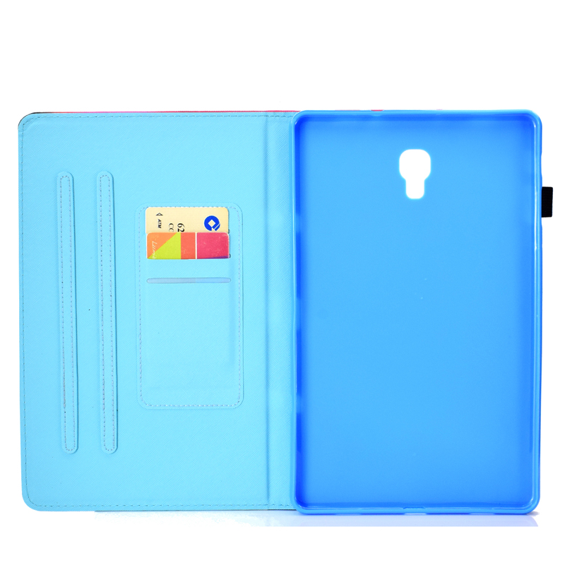Cute Case Protector For Samsung Galaxy Tab A 10.5 2018 T590 T595N Smart Cover Shell Pouch Taba 10.5
