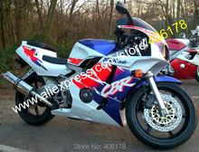 Hot Sales,For Honda CBR400RR NC29 1990 1991 1992 1993 1994 1995 1996 1997 1998 CBR400 NC 29 CBR 400 RR Multi-color Fairing Kit