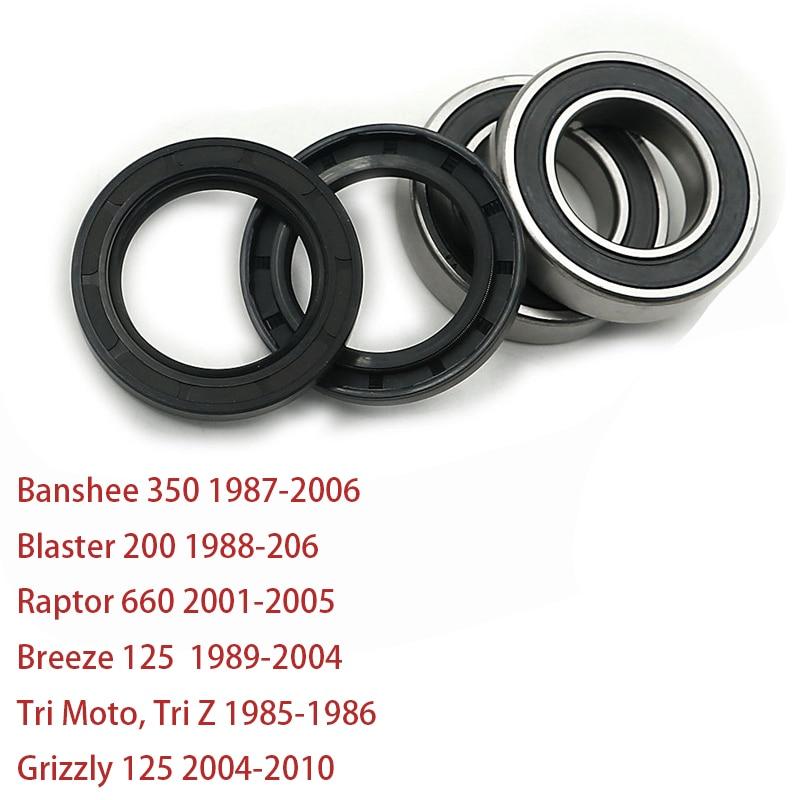 New axle axle bearing and seal kit Yamaha Raptor 660 660r 2001-2005