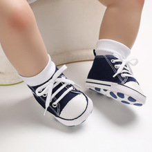 New 2020 Canvas Infant Toddler Baby Sneakers Sport Shoes New