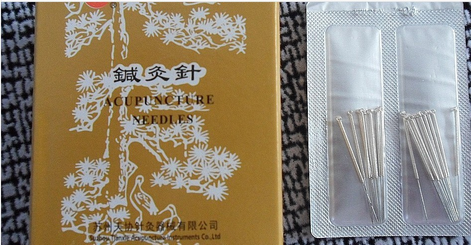 Office & School Supplies Medizinische Wissenschaft 5 Boxen 200 Stücke Suzhou Tianxie Akupunkturnadel Nicht Einmal-akupunkturnadeln Wiederholte Verwendung Massage Nadel