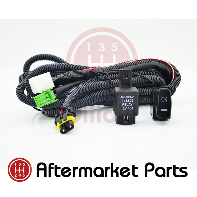 fog light lamps harness switch for nissan patrol safari y62 2013 rh aliexpress com 240Z Wiring Harness Upgrade Stereo Wiring Harness 1999 Sable